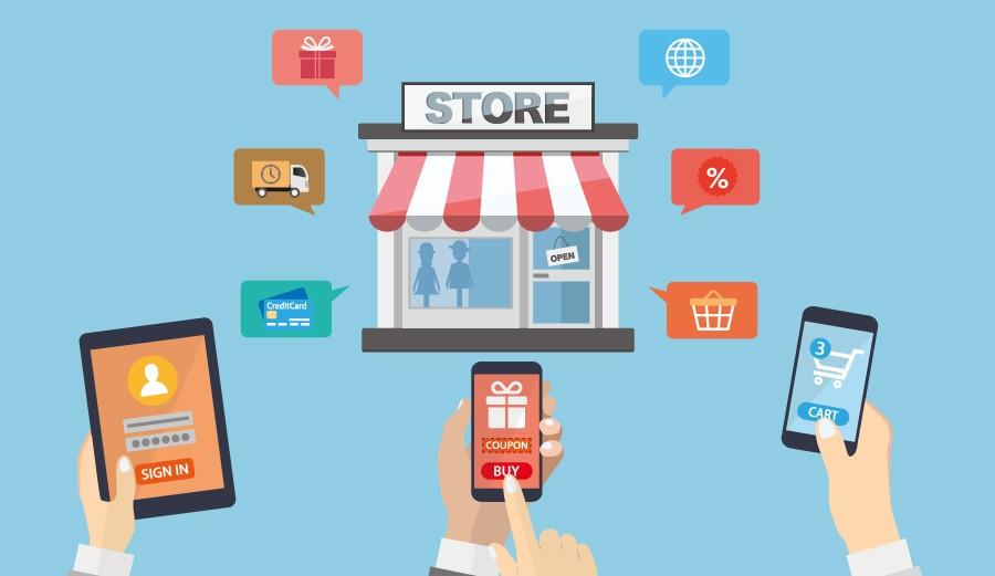 طراحی سایت فروشگاه انلاین در تبریز