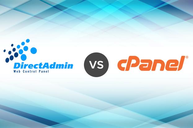 مقایسه کنترل پنل DirectAdmin و Cpanel