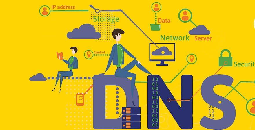 آموزش تنظیم رکوردهای DNS