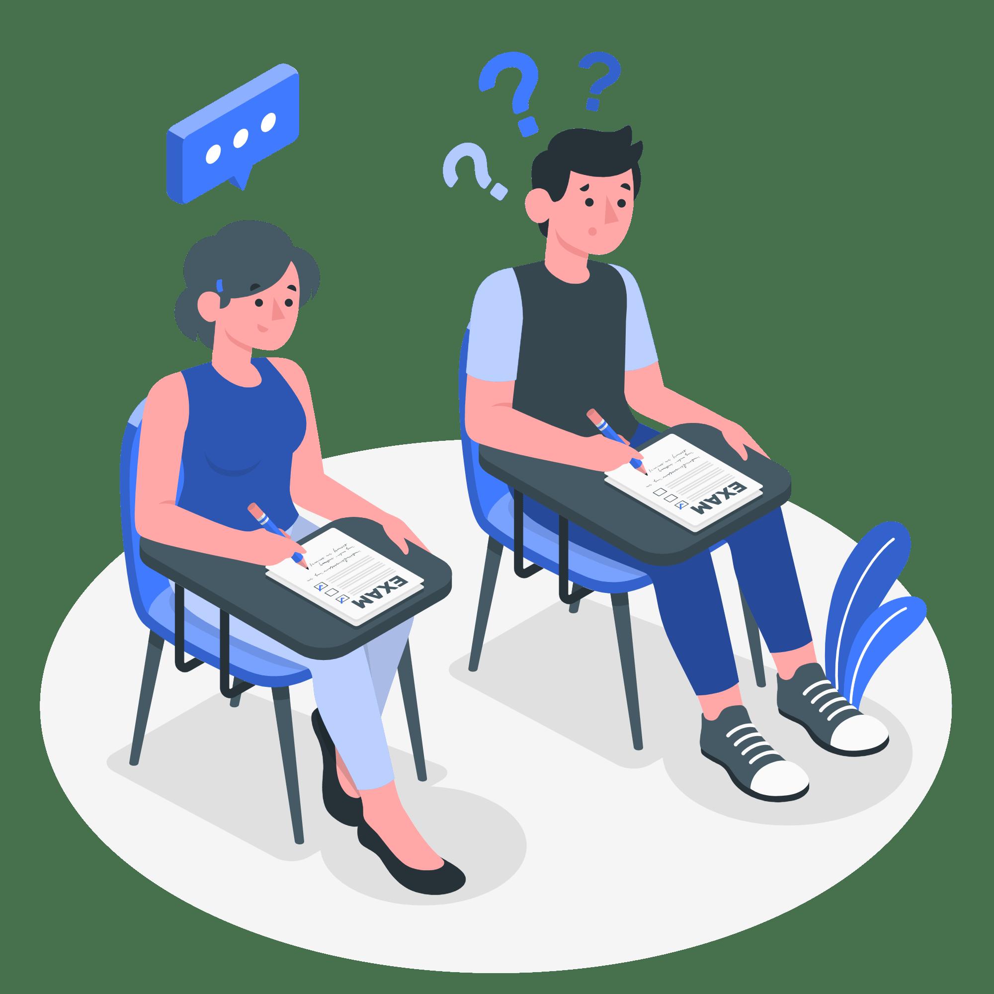 برگزاری آزمون آنلاین