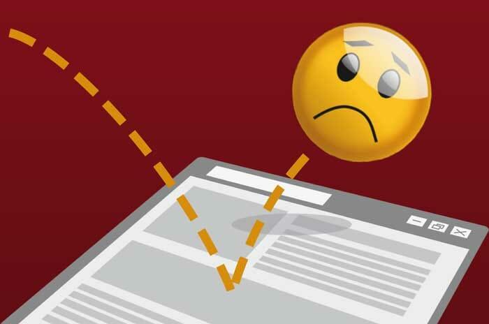 شگردهای پنهانی کاهش نرخ پرش سایت
